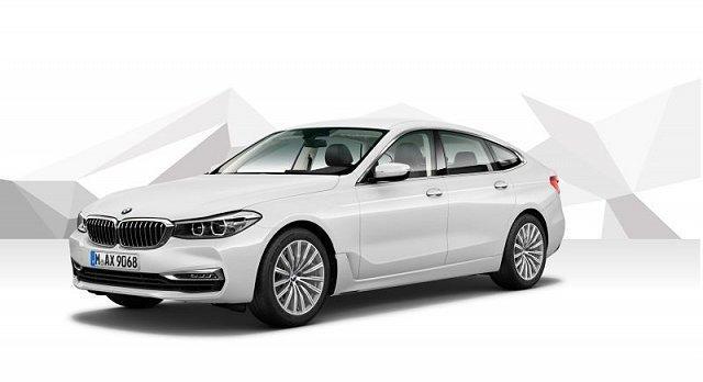 BMW 6er Gran Turismo - 620d Luxury Line Ambient Air Paket