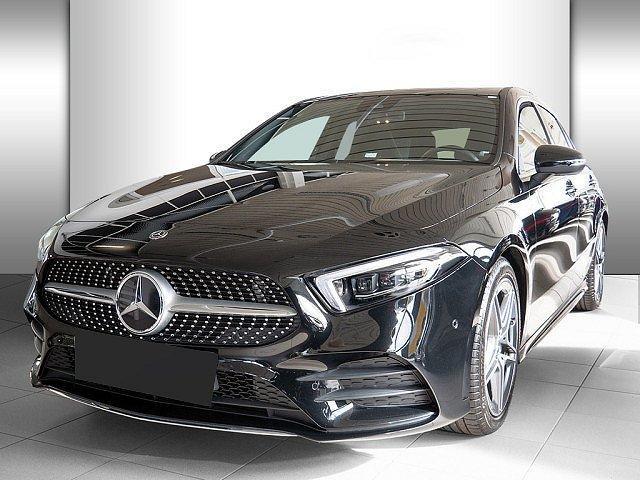 Mercedes-Benz A-Klasse - A 250 Limousine 4M KLIMA SHZ LEDER PTS NAVI LED