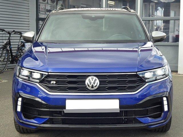 Volkswagen T-Roc - R 4Motion TSI DSG +19 ZOLL+FAHRERASSISTENZ