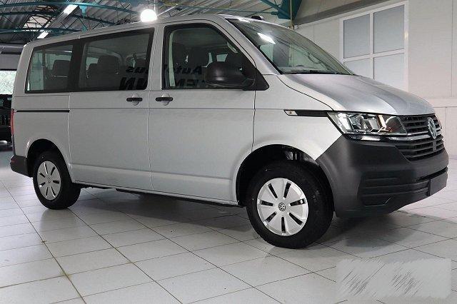 Volkswagen Transporter 6.1 Kastenwagen - T6.1 KOMBI DSG ADBLUE KR KURZ KLIMA 9-SITZER SITZHEIZUNG