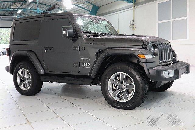 Jeep Wrangler - JL 2,0 T-GDI 4WD SAHARA AUTOMATIK MJ 2020