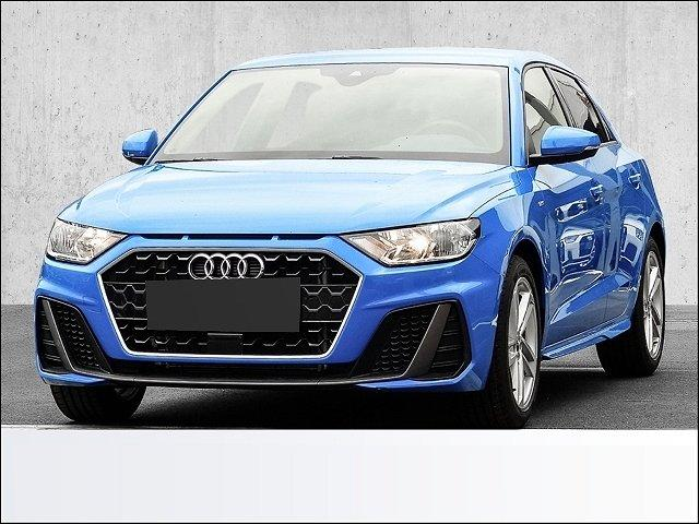 Audi A1 Sportback - 25 TFSI S line (Apple CarPlay*Android Auto*Teilleder)