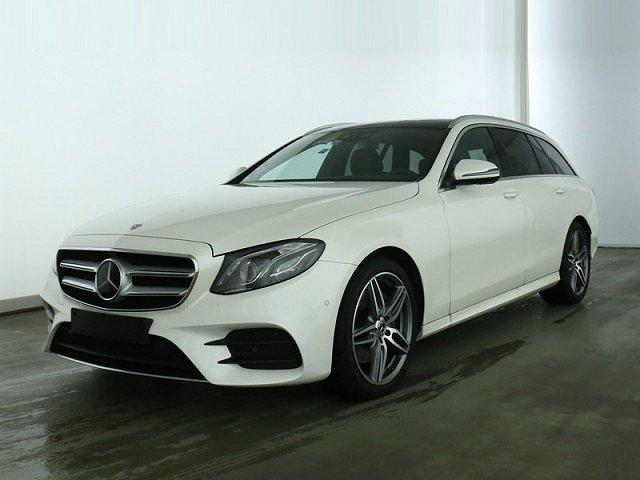 Mercedes-Benz E-Klasse - E 200 T AMG Sport Wide Pano Standhz. Abstandstem
