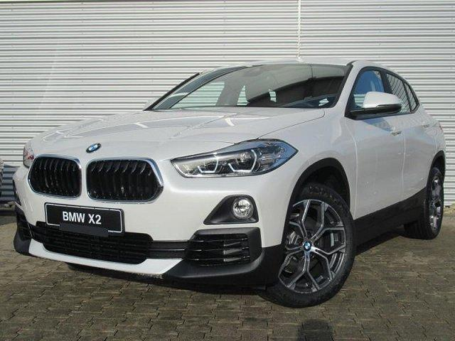 BMW X2 - sDrive18i DKG AHK Advantage Business LED
