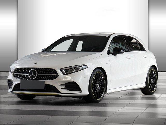 Mercedes-Benz A-Klasse - A 250 AMG Line 4M Edition1 Night Distr+ LED+ AR