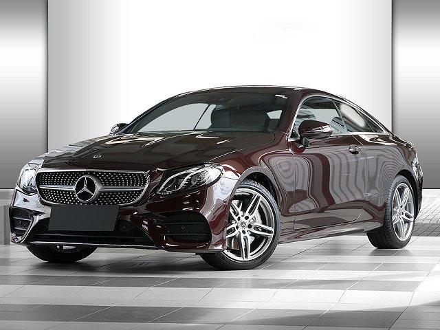 Mercedes-Benz E-Klasse - E 350 Coupe AMG Line Comand LED DAB+ Kamera