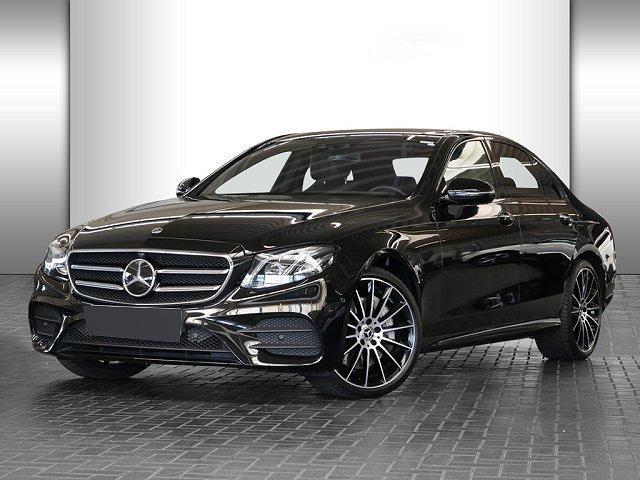 Mercedes-Benz E-Klasse - E 400 d AMG Line 4M Night Fahr-Ass+ HUD Comand