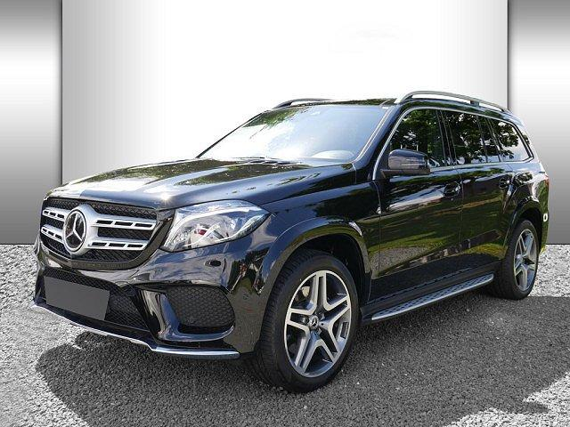 Mercedes-Benz GLS 350 - d 4M AMG Line AHK Fahr-Ass+ Pano Comand