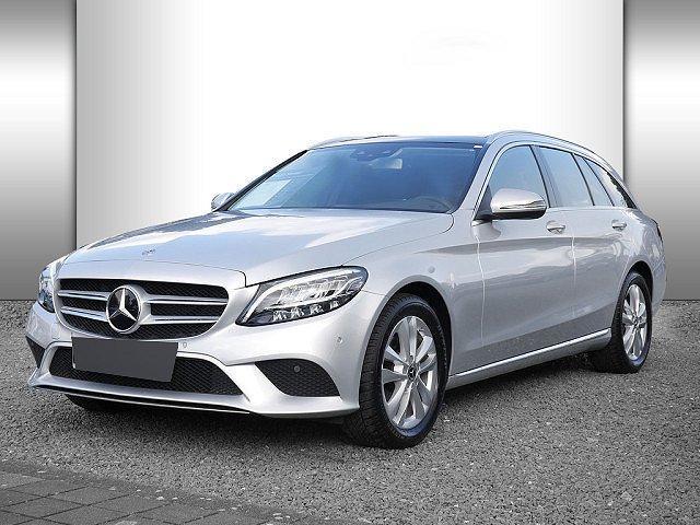 Mercedes-Benz C-Klasse - C 180 T Avantgarde LED+ Pano Navi Spur+Totw Kam