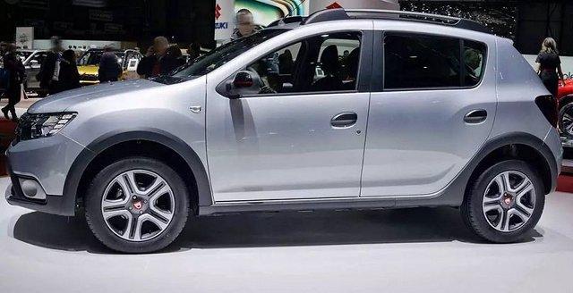 Dacia Sandero - Stepway dCi 95 PS