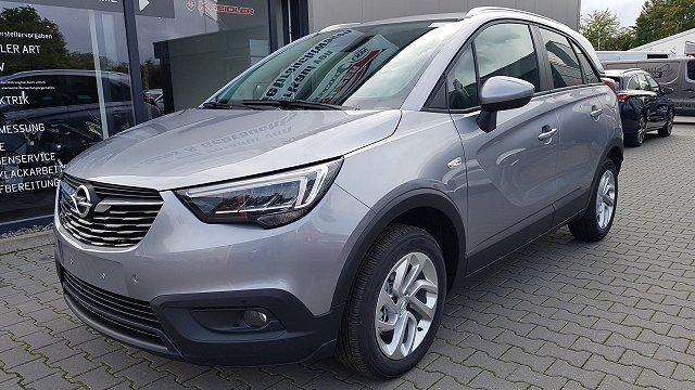 Opel Crossland X - Edition*LED*16Zoll*Shzg*PDC*Cam*App*