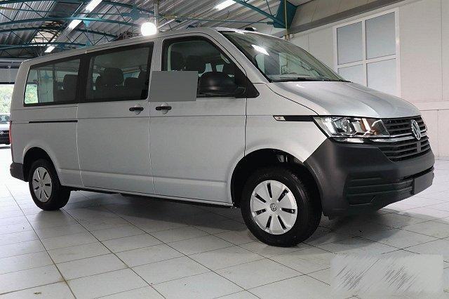 Volkswagen Transporter 6.1 Kastenwagen - T6.1 KOMBI ADBLUE LR LANG KLIMA 9-SITZER SITZHEIZUNG