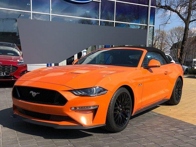 Ford Mustang Cabrio - Convertible 5.0 VCT V8 Aut. GT MagneRide