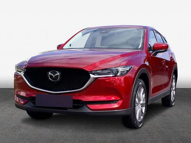 Mazda CX-5 - SKYACTIV-G 194 Aut. AWD Sports-Line ACC