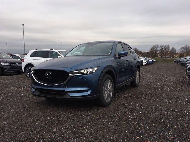 Mazda CX-5 - 194 PS Aut. AWD Sports-Line Technik-Paket