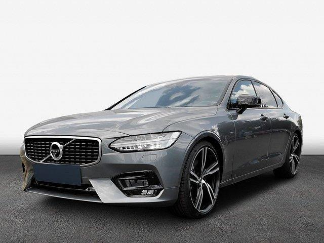 Volvo S90 - T6 AWD Geartronic R Design BW Standhzg.