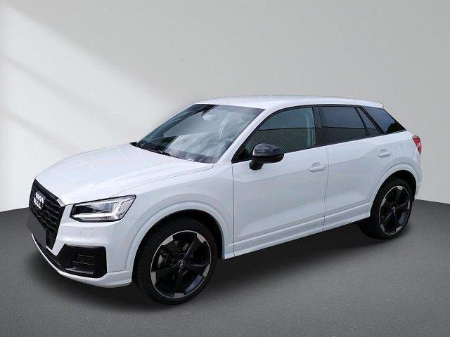 Audi Q2 - 35 TFSI S tronic sport AHK LED APS PreSensePlus Navi Tempom.aktiv M