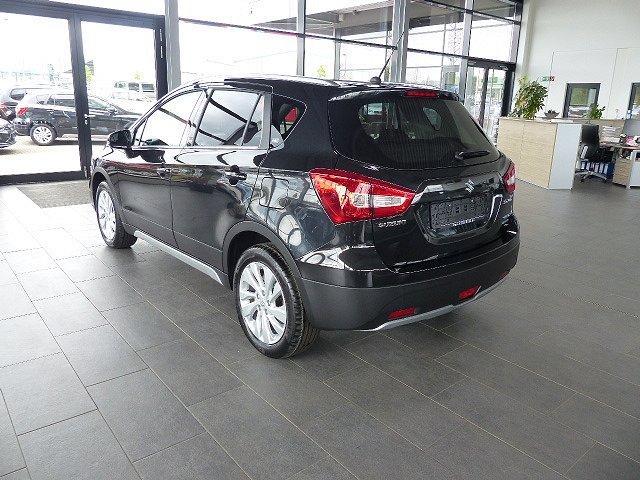 Suzuki SX4 S-Cross - 1.4 Hybrid 4WD SOFORT Navi LED Kamera ACC Sitzh. Alu17'' uvm