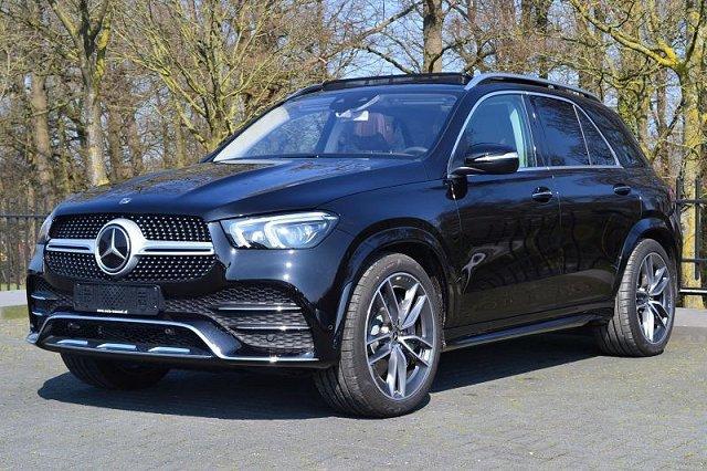 Mercedes-Benz GLE SUV - 400 243 AMG 4Matic Full Options