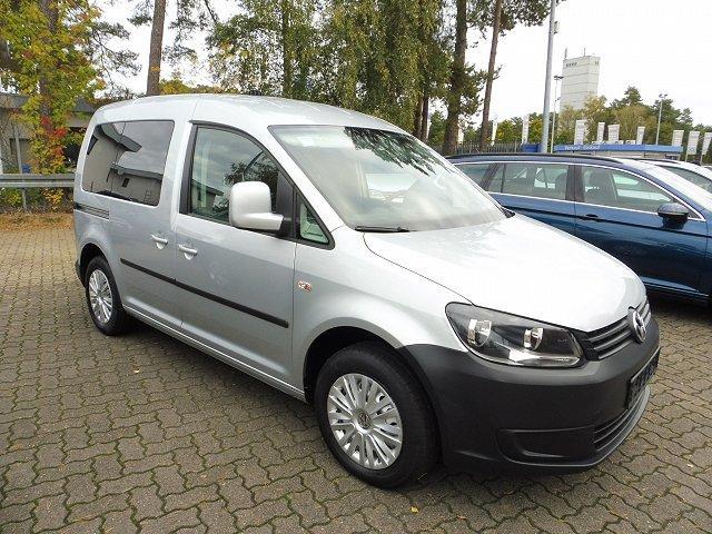 Volkswagen Caddy - Kasten 1.6 TDI/SHZ/NAV/AHK/CLIMATR/REGALE