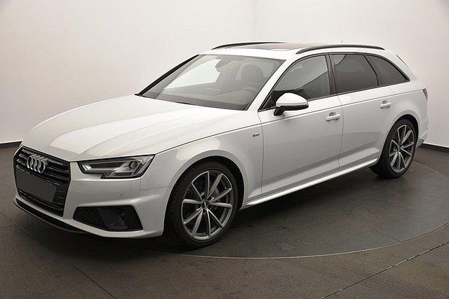 Audi A4 allroad quattro - Avant 40 TDI S-tronic 3xS-Line Rückfahrkam/LED/
