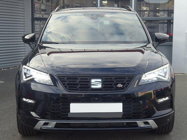 Seat Ateca - FR Black Edition 4Drive TSI DSG