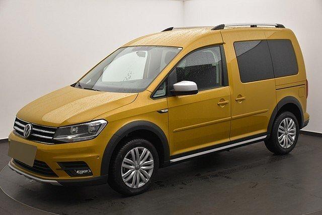 Volkswagen Caddy - Kombi 2.0 TDI Alltrack Heckflügeltür/Parklen