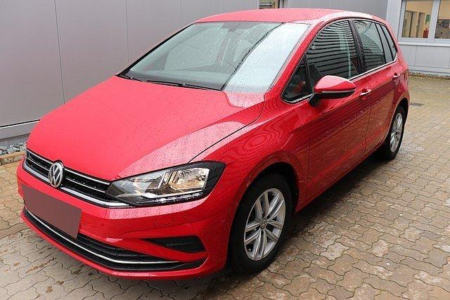 Volkswagen Golf Sportsvan - 1.6 TDI Comfortline Klimaautomatik,