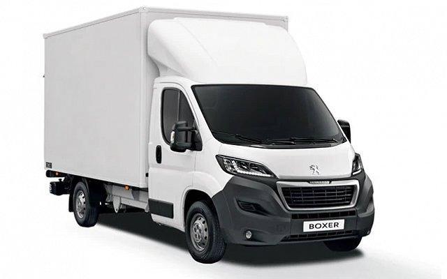 Peugeot Boxer - Cargo Edition 435 L4 BLUEHDI 140