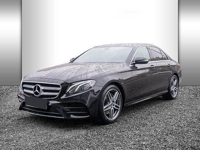 Mercedes-Benz E-Klasse - E 300 d AMG Line SHD Kamera SHZ umkl.Rü