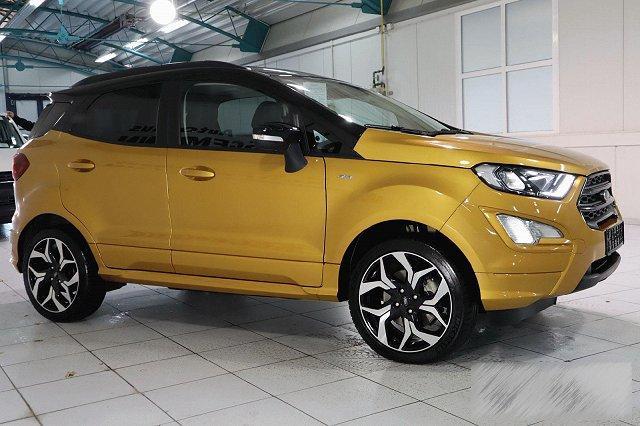 Ford EcoSport - 1,5 ECOBLUE MJ2020 ST-LINE NAVI BO LM18
