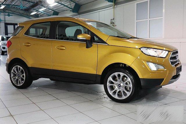 Ford EcoSport - 1,0 ECOBOOST MJ2020 TITANIUM AUDIO DAB PDC KAMERA LM17