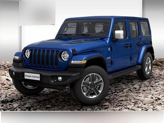 Jeep Wrangler - JL MY19 Sahara Unlimited 2.2l CRDI 2.2 NEW TECH NAVI SHZ