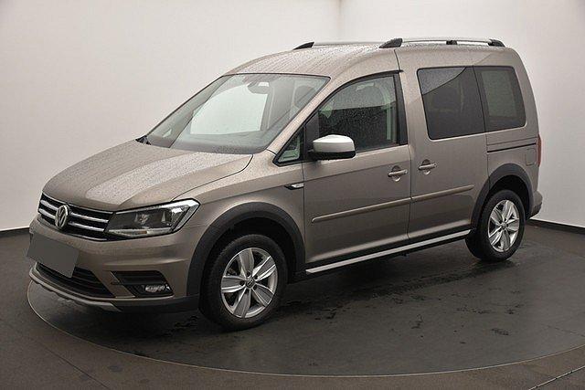 Volkswagen Caddy - Kombi 2.0 TDI DSG Alltrack Bi-Xenon/AHK/PDC/