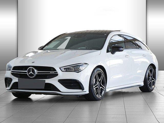 Mercedes-Benz CLA-Klasse AMG - CLA 35 SB 4M Night Pano Multibeam Perf-Sitze