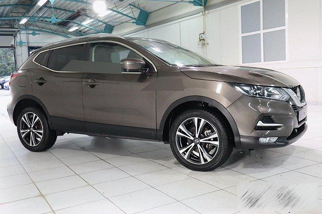 Nissan Qashqai - 1,3 DIG-T DCT AUTO. N-CONNECTA PANO RELING WINTER LM18