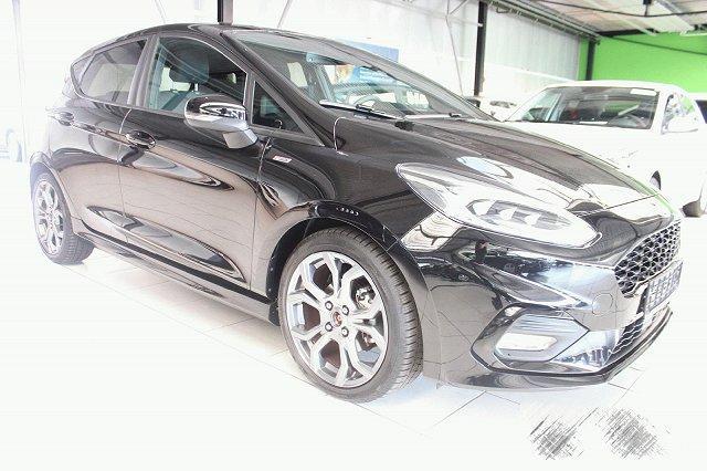 Ford Fiesta - 1,0 ECOBOOST 5T ST-LINE NAVI LED BO ACC LM17