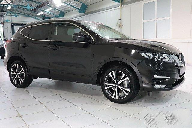 Nissan Qashqai - 1,3 DIG-T DCT AUTO. N-CONNECTA PANO RELING FRONTSCHEIBE LM18