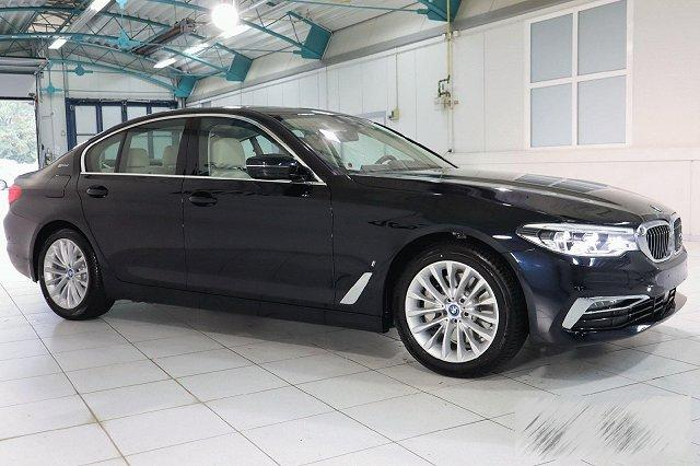 BMW 5er - 530E AUTO. LUXURY LINE NAVI ADAP-LED HEAD-UP LM18