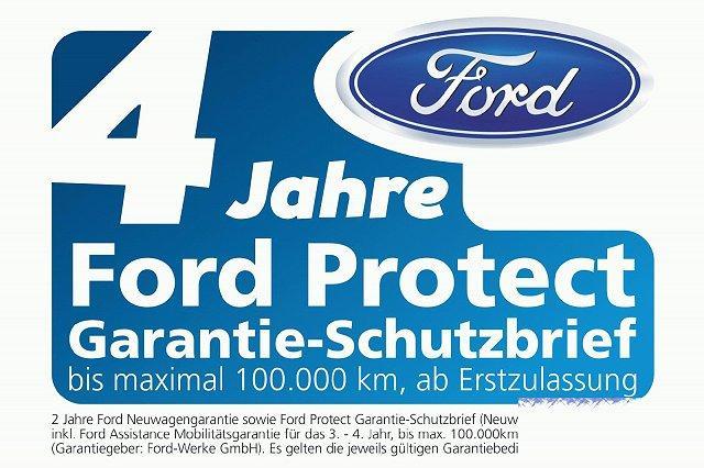 Ford Focus Turnier - 1,0 ECOBOOST AUTO. TREND KLIMA AUDIO WINTER-PAKET PDC LM16 AHK
