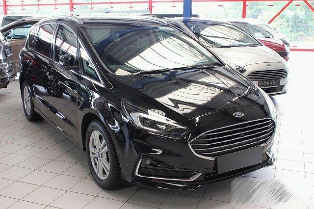 Ford S-MAX - 1,5 ECOBOOST MJ2020 TITANIUM 7-SITZER NAVI LED LM17