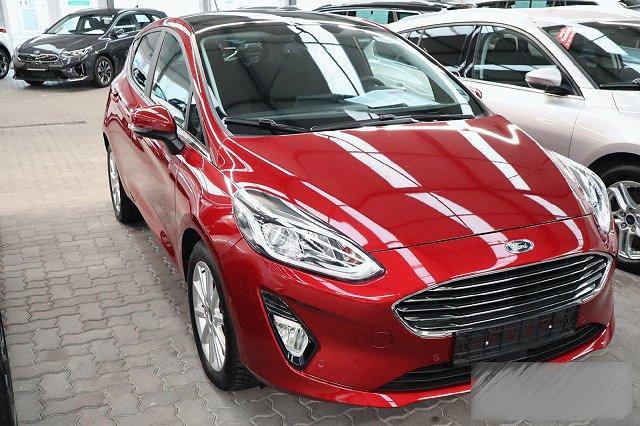 Ford Fiesta - 1,0 ECOBOOST AUTO. 5T TITANIUM NAVI PANO BO LM16