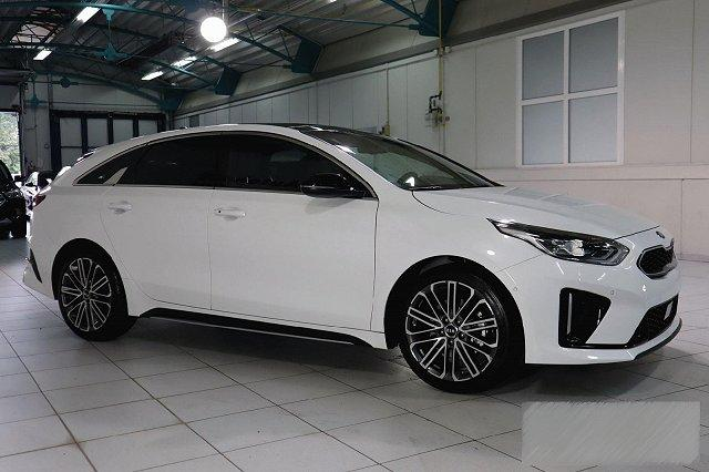 Kia ProCeed - 1,4 T-GDI DCT7 GT LINE MJ20 NAVI LEDER TECHNOLOGIE GLASDACH PERFORMANCE NSW