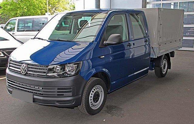 Volkswagen - T6 DoKa LR 2.0 TDI Plane + Spriegel (Firma Schoon)