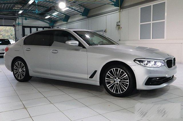 BMW 5er - 530E AUTO. SPORT LINE NAVI ADAP-LED GSD HEAD-UP SOUND LM18