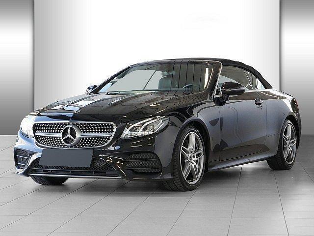 Mercedes-Benz E-Klasse - E 220 d Cabrio AMG Line PTS NAVI LED 2,99 EFF*