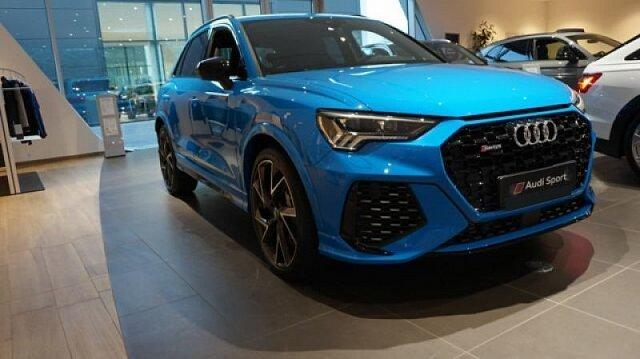 Audi RS2 - RS Q3 294(400) kW(PS) S tronic ,