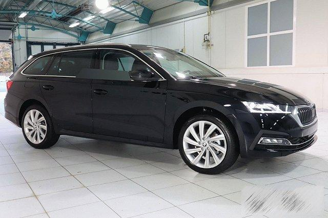 Skoda Octavia Combi - 2,0 TDI DSG DPF STYLE NAVI-COLUMBUS MATRIX-LED KAMERA HEAD-UP LM18