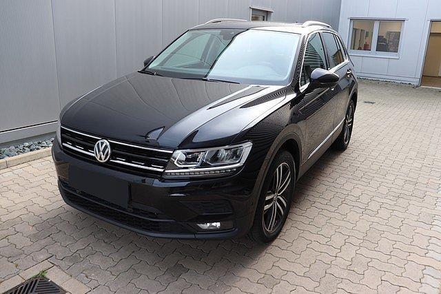 Volkswagen Tiguan - 2.0 TSI DSG 4M IQ.Drive Navi,Pano,LED,Activ