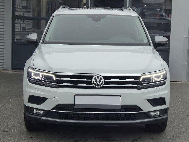 Volkswagen Tiguan Allspace - Highline 4MOTION TDI DSG +18 ZOL